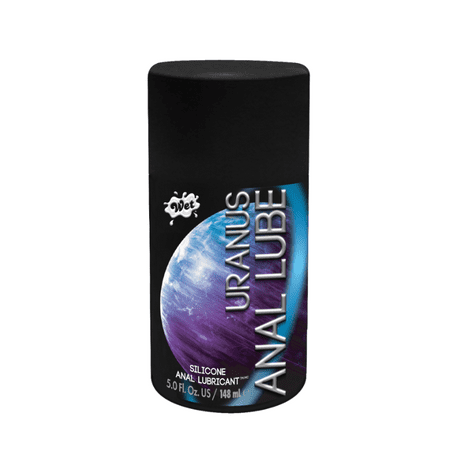 WET Uranus Anal Silicone Based Lube 5.0 fl.oz/