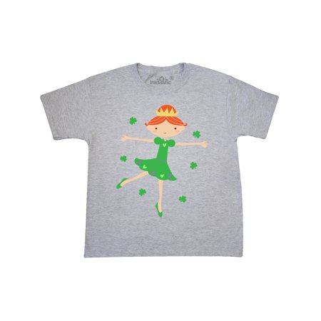 Irish Princess St Patricks Girls Youth T-Shirt](Patrick As A Girl)