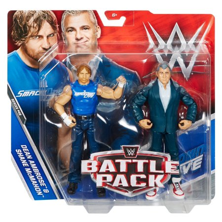 Image of WWE Vince McMahon and Shane McMahon Figure 2-Pack