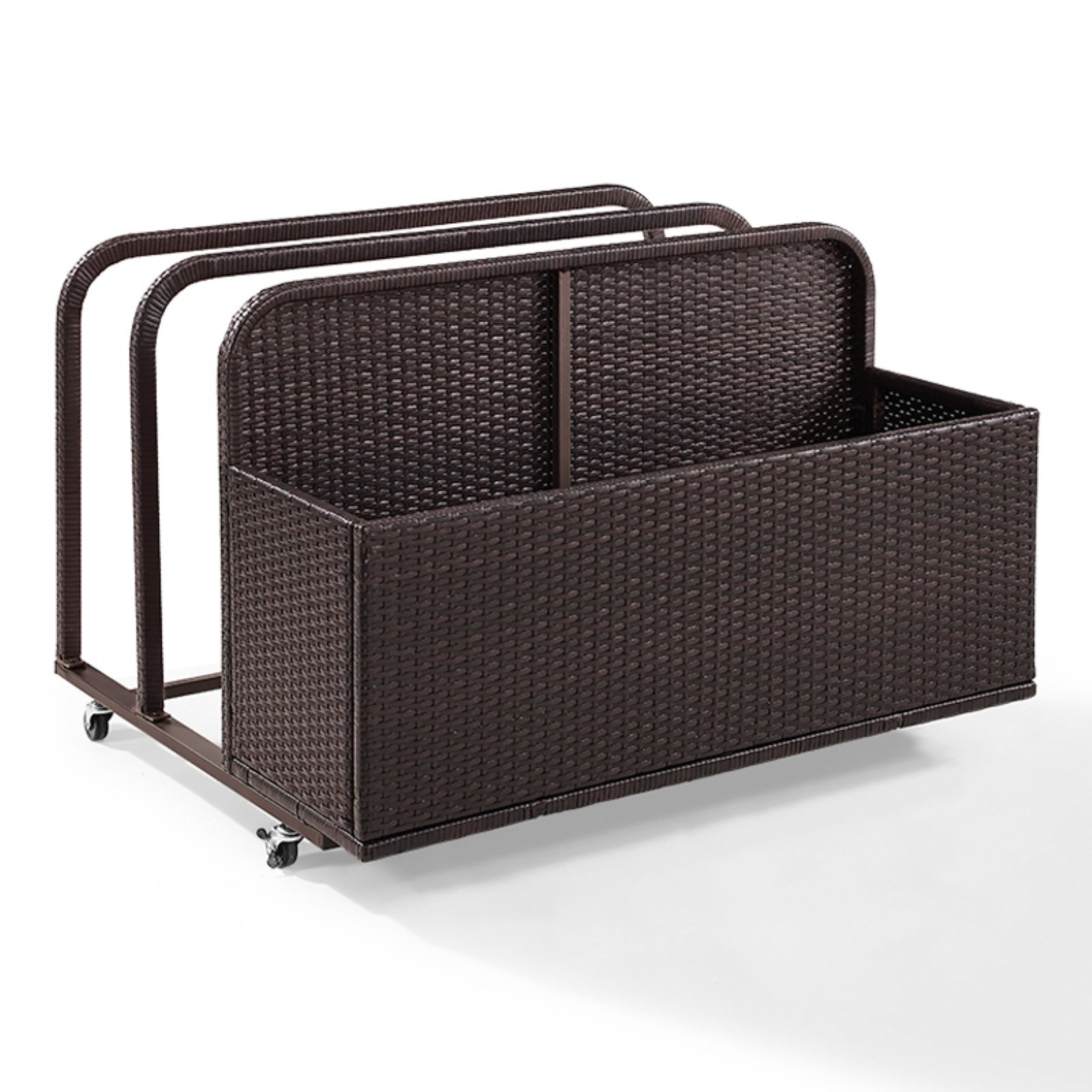 Crosley Palm Harbor Outdoor Wicker Float Caddy