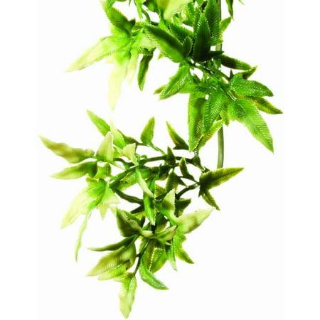 - Exo Terra Plastic Terrarium Plant, Small, Croton