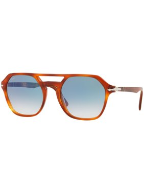 d760b75629 Product Image Authentic Persol Sunglasses PO3206S 96 3F Orange Frames Blue Lens  51MM