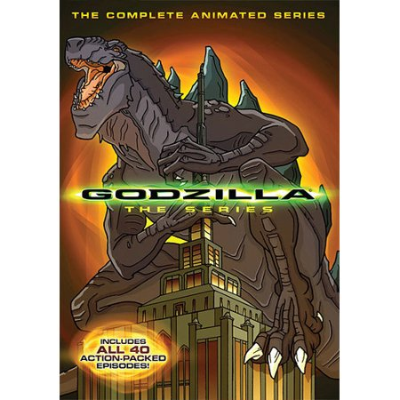 Godzilla: The Complete Animated Series (DVD)
