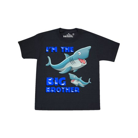 I'm The Big Brother Shark Youth T-Shirt