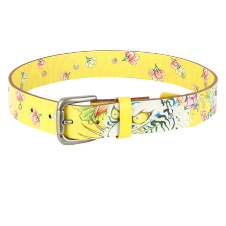 Ed Hardy EH3121K Studs Girls Leather Belt](Bat Girl Belt)