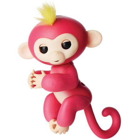 Upc 771171137054 Wowwee Fingerlings Baby Monkey Pink