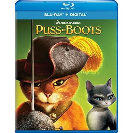 Puss in Boots (Blu-ray + Digital Copy)