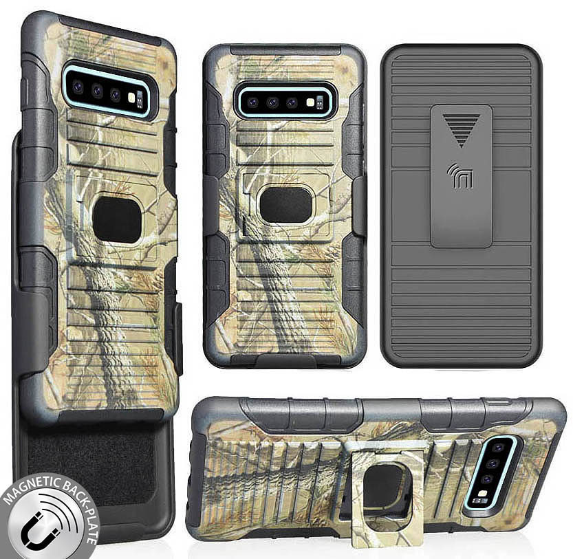 Galaxy S10 Plus Case With Clip Nakedcellphone Outdoor