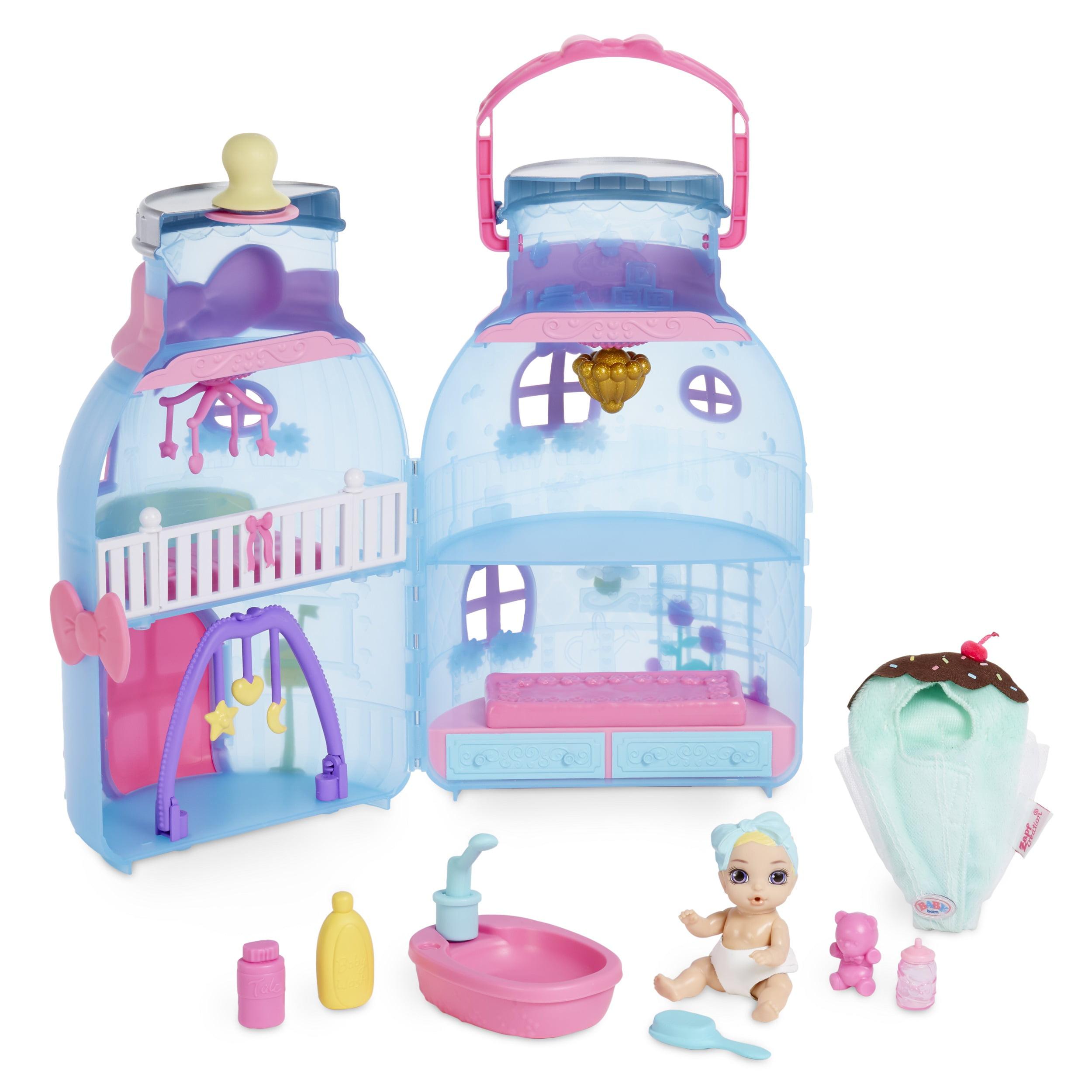 Baby Born Surprise Baby Bottle House with 20+ Surprises - Walmart.com