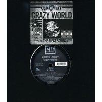 Young Jeezy - Crazy World (X2) - Vinyl