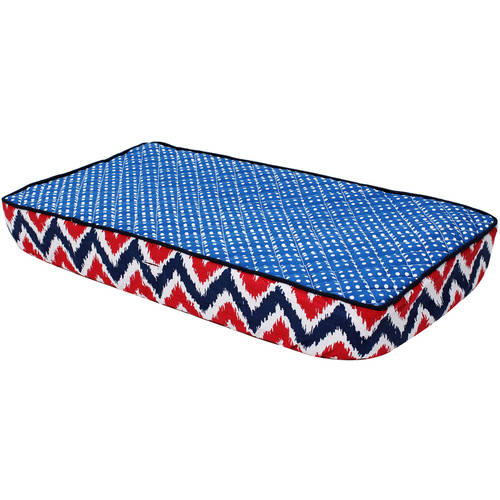Bacati Mix N Match Dots Changing Pad Cover