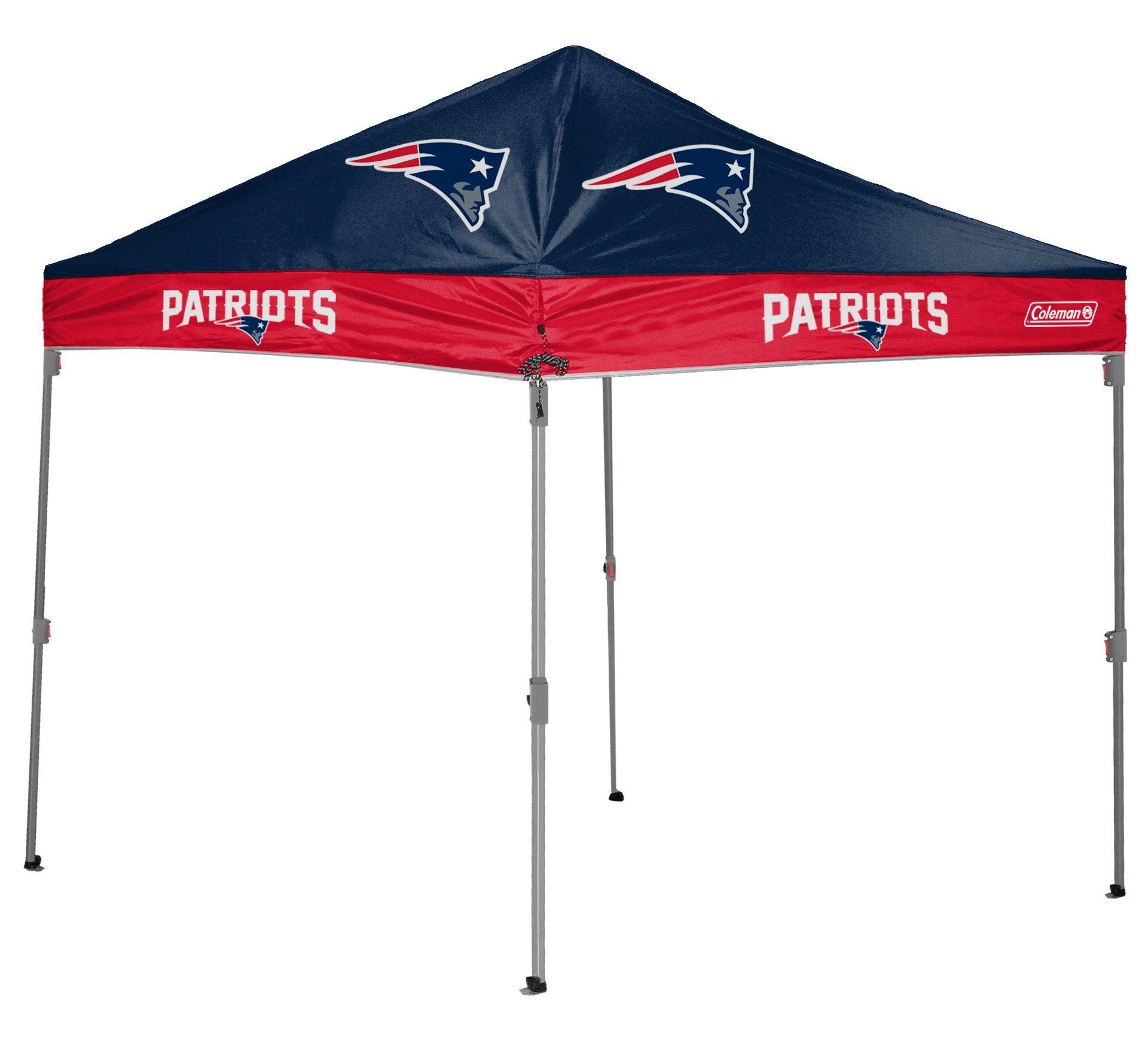 NFL 10' x 10' Canopy, NE Patriots