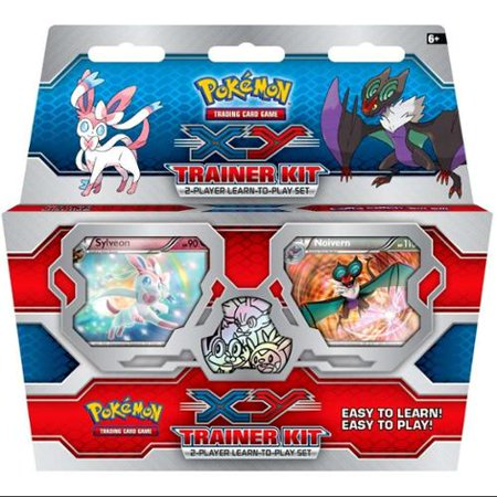 Xy Trainer Kit 2 Player Learn To Play Set Pokemon Trading Card