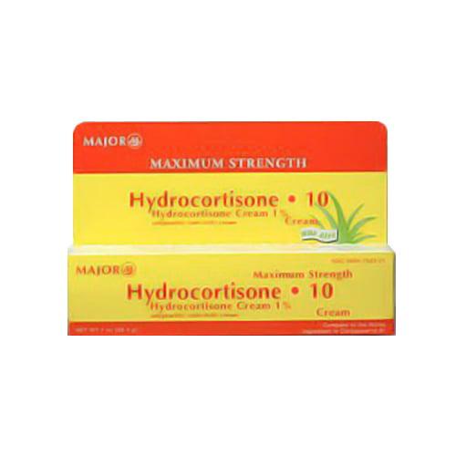 Hydrocortisone 1%  Cream With Soothing Aloe Vera - 30 Grams