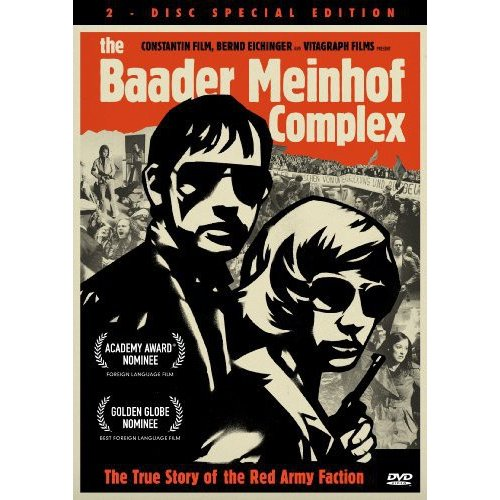 The Baader Meinhof Complex  (Widescreen)