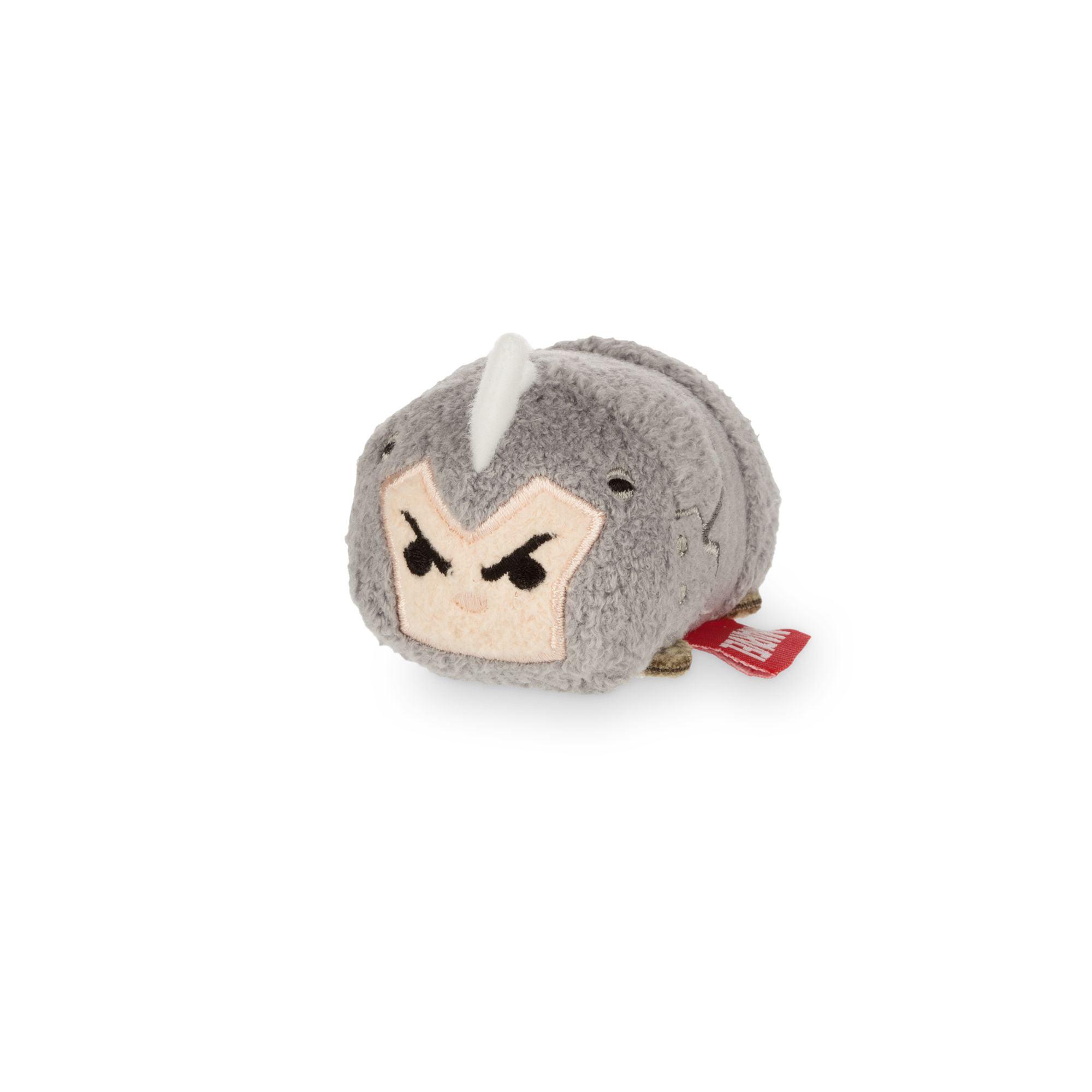 Disney Marvel Tsum Tsum Mini Rhino Plush