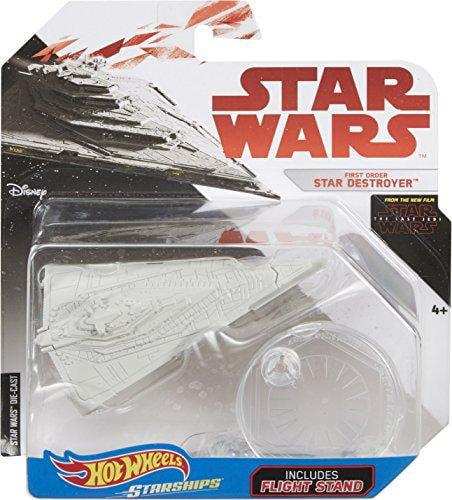 The Last Jedi - Hot Wheels Star Wars - First Order Star Destroyer