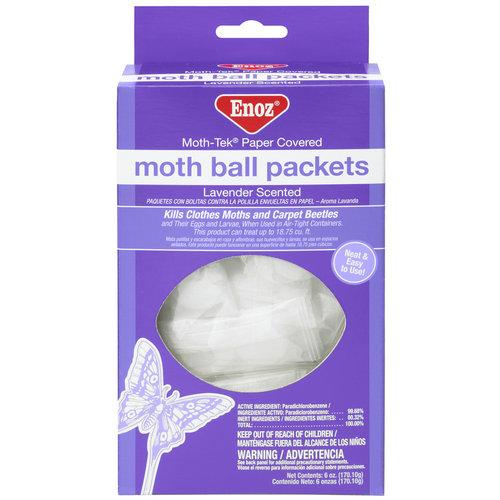 Enoz Moth Ball Packets Ceder Scented Home Garden