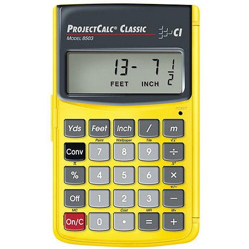 ProjectCalc 8503 Classic Calculator