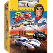 Speed Racer: The Next Generation Comet Run (With Mach 6 Toy Car) (Full Frame) by LIONS GATE ENTERTAINMENT CORP