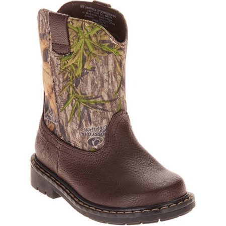 5f26e5d1513e5 Faded Glory - Toddler Boy's Pull-On Boot - Walmart.com