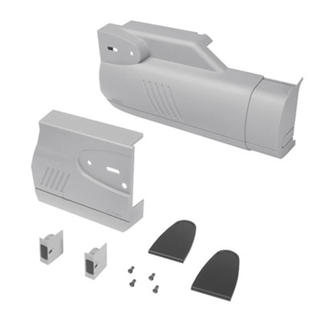 Blum B21K8000. Na Covers For Aventos Hk With Servo-Drive - Grey