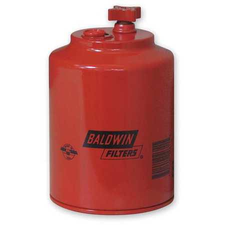 Fuel Filter,5-7/32 x 3-11/16 x 5-7/32 In BALDWIN FILTERS BF1253