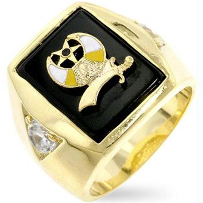 Shriners Mens Ring, <b>Size :</b> 09