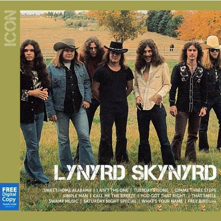 Free Series - Icon Series: Lynyrd Skynyrd (Free Digital Copy)