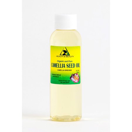 Camellia Seed Oil - CAMELLIA / CAMELIA SEED OIL ORGANIC CARRIER COLD PRESSED 100% PURE 2 OZ