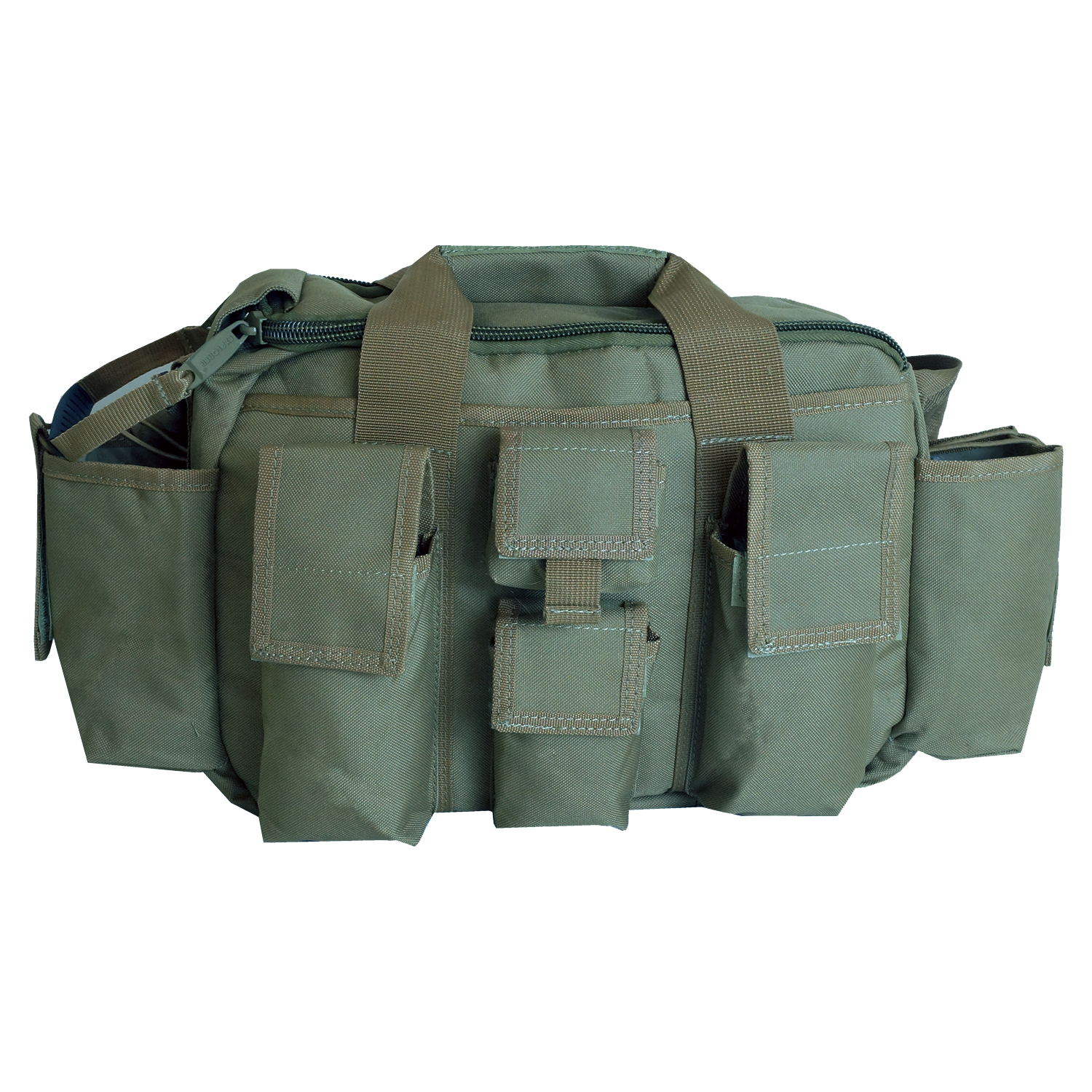 "Every Day Carry Tactical 18"" Bailout Shooting Range Bag Pack Backpack & Straps"