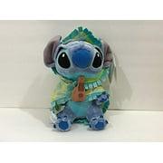 """Disney Parks Lilo and Stitch Baby/Babies Stitch Blanket Plush Doll Toy 10"""""""