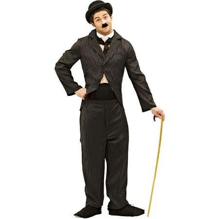 Silent Movie Star Adult Costume](Silent Valley Halloween)