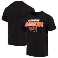 Men's Russell Athletic Black Oklahoma State Cowboys Slogan T-Shirt