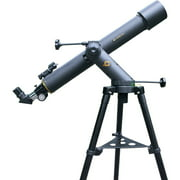 Cassini 800mm x 72mm Tracker Series Refractor Telescope, Black