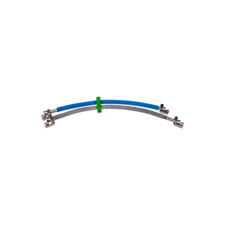 Dorman 800-864 Fuel Line, Blue and gray, - Steel Fuel Line