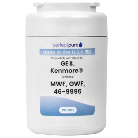 Ge Mwf Replacement Refrigerator Water Filter By Perfect Pure   Made In The Usa