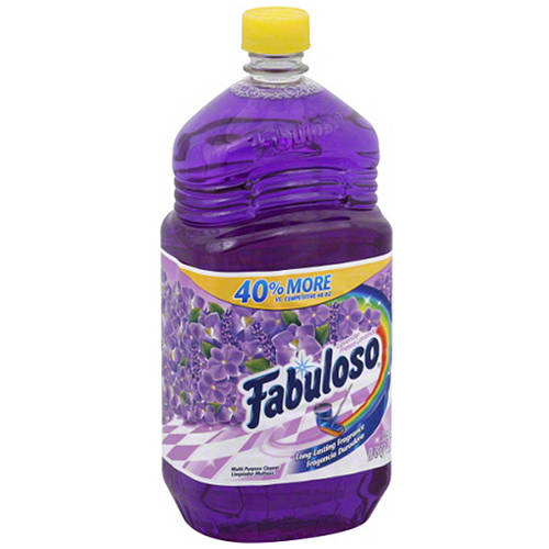 Fabuloso Multi Purpose Cleaner, Lavender, 56 Fluid Ounce