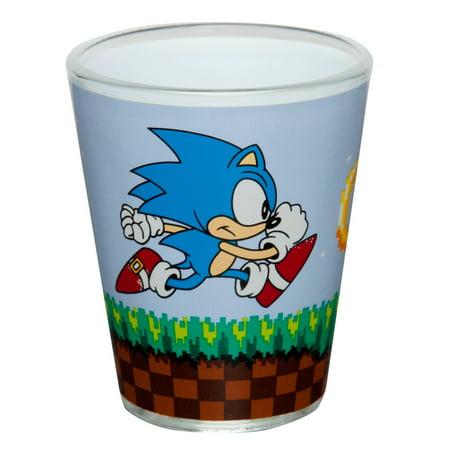 Sonic the Hedgehog - Chasing Ring Shot (Change Glasses)