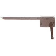 "CRL H4001DU Bronze 7-1/2"" Right Hand Casement Operator for Andersen Windows"