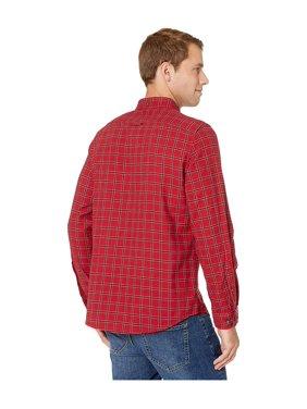 Fjllrven vik Flannel Shirt Deep Red