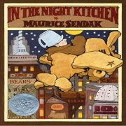 In The Night Kitchen - Audiobook