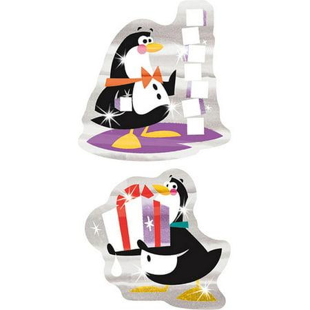 T 37022   Sticker Penguins Pride By Trend Enterprises Inc