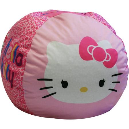 Hello Kitty Bows Bean Bag Walmartcom