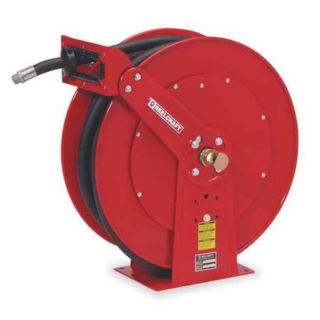 Reelcraft F83050 Olp1 Hose Reel  3 4 In   50 Ft  L  250 Psi  150F