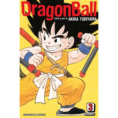 Dragon Ball, Vol. 3 (VIZBIG Edition) ()