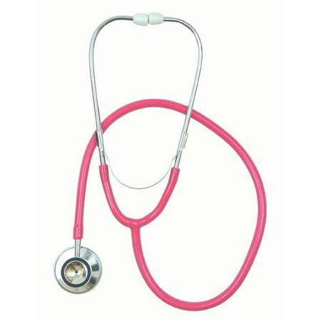 MABIS Dual Head Lightweight Stethoscope, Magenta by, MABIS Spectrum Dual Head Lightweight Stethoscope, Magenta By Spectrum