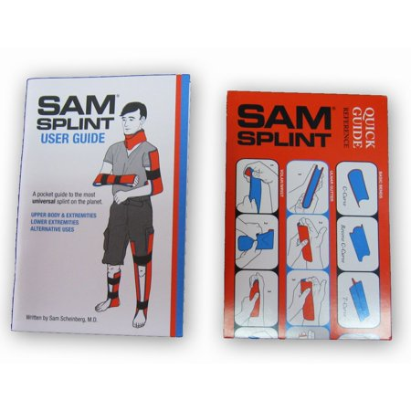 Sam splint manual |.