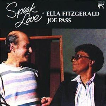Personnel: Ella Fitzgerald (vocals); Joe Pass (guitar).Recorded at Group IV Studios, Hollywood, California on March 21-22, 1983.  Includes liner notes by Norman Granz.Digitally remastered by Joe Tarantino (1987, Fantasy Studios, Berkeley, California).Voice and guitar albums are arguably the trickiest projects to pull off in jazz. With no rhythm section to weight the music, the results can often float off into the ether, leaving the listener trying to remember what the album sounded like 30 seconds after it ends. No such problems plague SPEAK LOVE by Ella Fitzgerald and Joe Pass, a 1982 voice-and-guitar session with more than enough musical heft. Fitzgerald, of course, is one of the greatest singers in jazz history, but Pass is more than her equal on this album. His fluid, bop-influenced style is less evanescent than that of many jazz guitarists. Rather than playing in a strictly melodic style, Pass subtly emphasizes the rhythm behind the melodies, creating a sense of forward motion missing from most solo jazz guitar showcases. The combination of Pass's peerless guitar work and Fitzgerald's outstanding voice makes SPEAK LOVE a deeply satisfying listen. (Strictly Style Halloween)