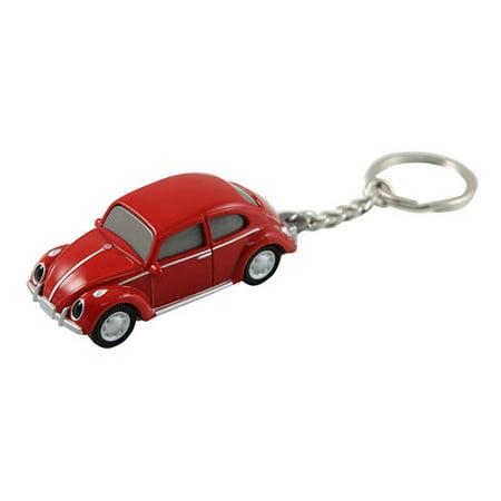 (VW Volkswagen Classic Beetle Light Keychain)